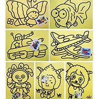 Click to view details for Sand Art (1517156)
