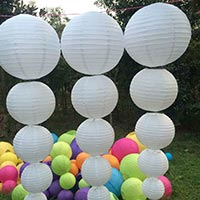 Click to view details for Paper Lantern (1542305)