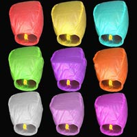 Click to view details for Paper Lantern (1738613)