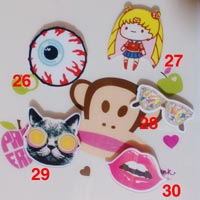 Click to view details for Brooches (1743736)